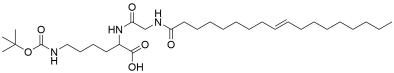 N'-Boc-N-(Gly-Oleoyl)-Lys