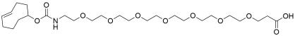 TCO-PEG7-acid