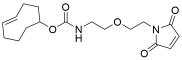 TCO-PEG1-maleimide