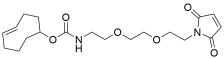 TCO-PEG2-maleimide