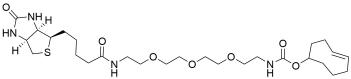 TCO-PEG3-Biotin