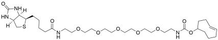TCO-PEG5-Biotin