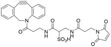 DBCO-Sulfo-Maleimide