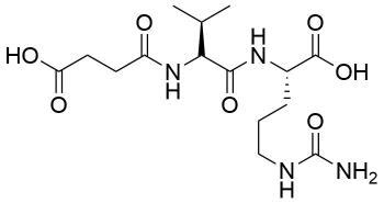acid-propionylamino-Val-Cit-OH