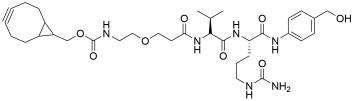 BCN-PEG1-Val-Cit-PABC-OH