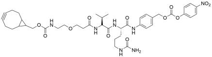 BCN-PEG1-Val-Cit-PABC-PNP