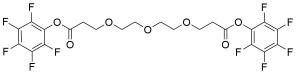 Bis-PEG3-PFP ester