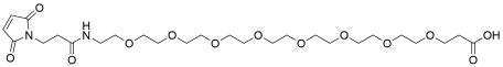Mal-amido-PEG8-acid