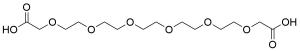 PEG6-Bis(acetic acid)