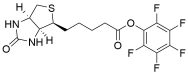 Biotin-PFP ester