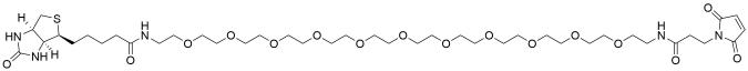 Biotin-PEG11-Mal