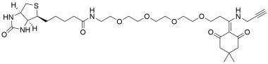 Dde Biotin-PEG4-alkyne