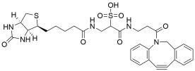DBCO-Sulfo-Link-biotin