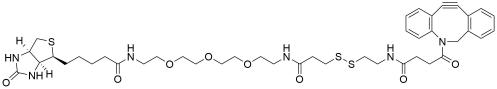 DBCO-S-S-PEG3-biotin