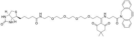 Dde Biotin-PEG4-DBCO