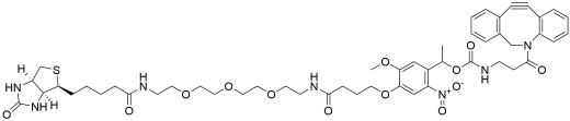 PC DBCO-PEG3-biotin