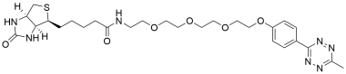Biotin-PEG4-methyltetrazine