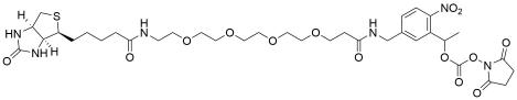 PC-Biotin-PEG4-NHS carbonate