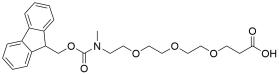 Fmoc-NMe-PEG3-acid