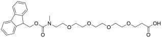 Fmoc-NMe-PEG4-acid