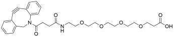 DBCO-PEG4-acid