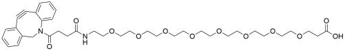 DBCO-PEG8-acid