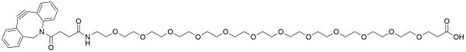 DBCO-PEG12-acid