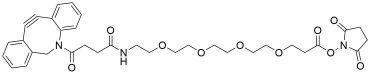 DBCO-PEG4-NHS ester