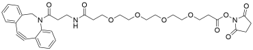DBCO-NHCO-PEG4-NHS ester