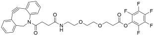 DBCO-PEG2-PFP ester