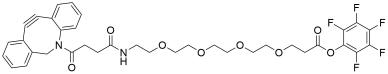 DBCO-PEG4-PFP ester