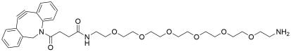 DBCO-PEG6-amine