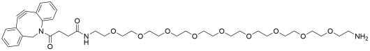 DBCO-PEG9-amine