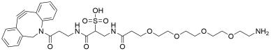 Sulfo DBCO-PEG4-amine