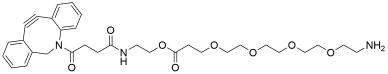 DBCO-C2-PEG4-amine