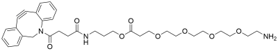 DBCO-C3-PEG4-amine