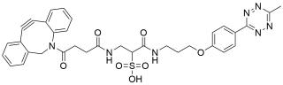 Methyltetrazine-DBCO