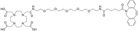 DOTA-PEG5-C6-DBCO