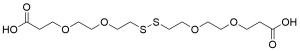 Acid-PEG2-SS-PEG2-acid