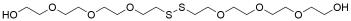Hydroxy-PEG3-SS-PEG3-alcohol
