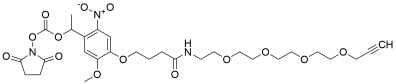 PC Alkyne-PEG4-NHS carbonate ester