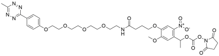 PC Methyltetrazine-PEG4-NHS carbonate ester