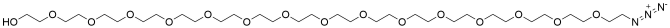 Azide-PEG16-alcohol