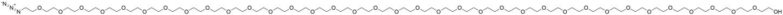 Azido-PEG36-alcohol
