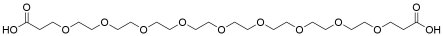 Bis-PEG9-acid
