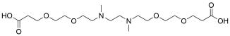 N,N'-DME-N,N'-Bis-PEG2-acid