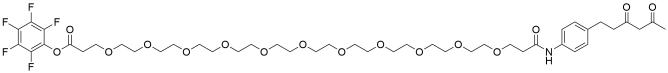 Diketone-PEG11-PFP ester