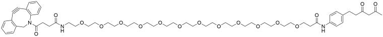 Diketone-PEG12-DBCO