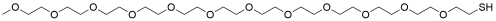 m-PEG12-Thiol