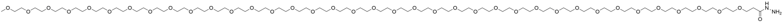 m-PEG37-hydrazide